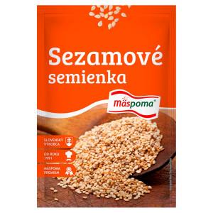 Sezamové semienka 30g Mäspoma 13