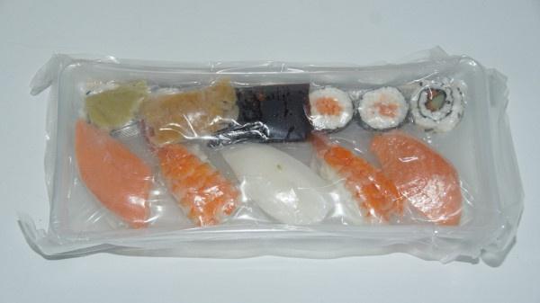 Sushi box 250g 2