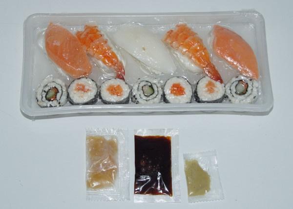 Sushi box 250g 3