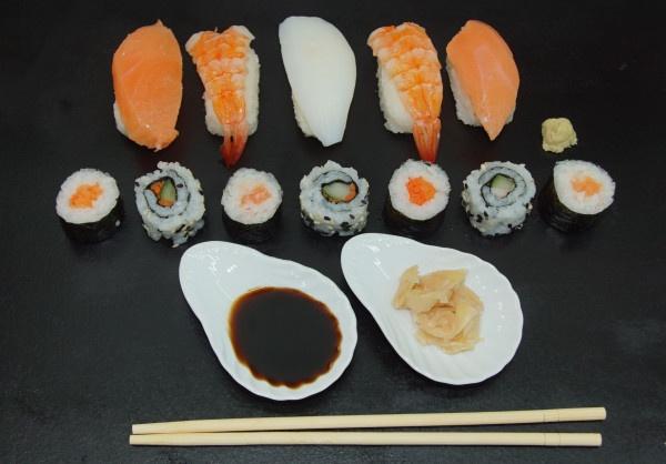 Sushi box 250g 4