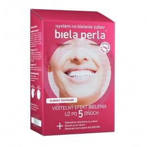 Biela Perla Systém na bielenie zubov 75 + 8 ml 3