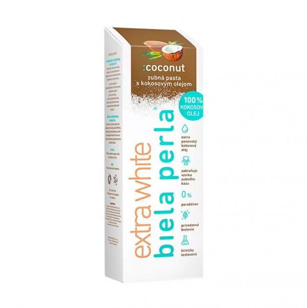 Biela Perla pasta Coconut 75 ml 1