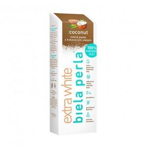 Biela Perla pasta Coconut 75 ml 24