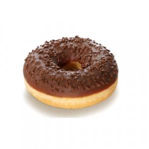 Donut s belgickou čokoládovou polevou 55g 7