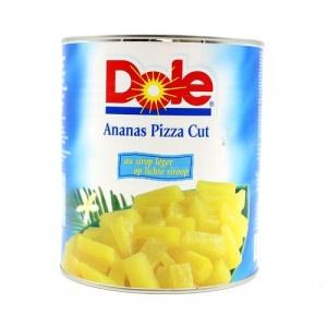Kompót ananás krájaný, DOLE 3050 g 2