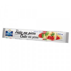 Lístkové cesto na pizzu chladené Dobrú chuť 300g 6