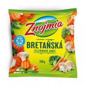 Mrazená zeleninová zmes bretánska Znojmia 350g 33