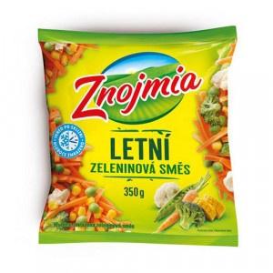 Mrazená zeleninová zmes letná Znojmia 350g 2