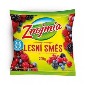 Mrazená zmes lesného ovocia Znojmia 200g 2