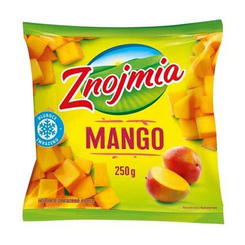 Mrazené mango Znojmia 250g 1
