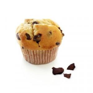 Muffin vanilkový s kúskami čokolády 82g 3