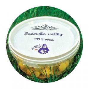 Nakladané syrové uzlíky bylinkové Malý Gazda 150g 18