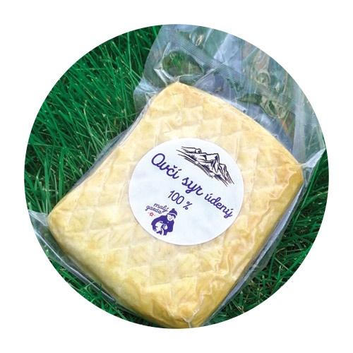 Ovčí syr údený Malý Gazda cca 200g 1