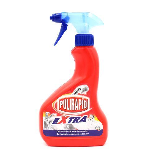 Pulirapid Extra na hrdzu a vodný kameň 500 ml 1