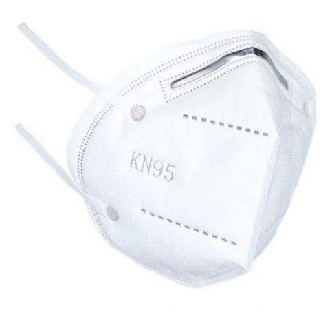 Respirátor biely KN95/FFP2 balenie 20ks 2
