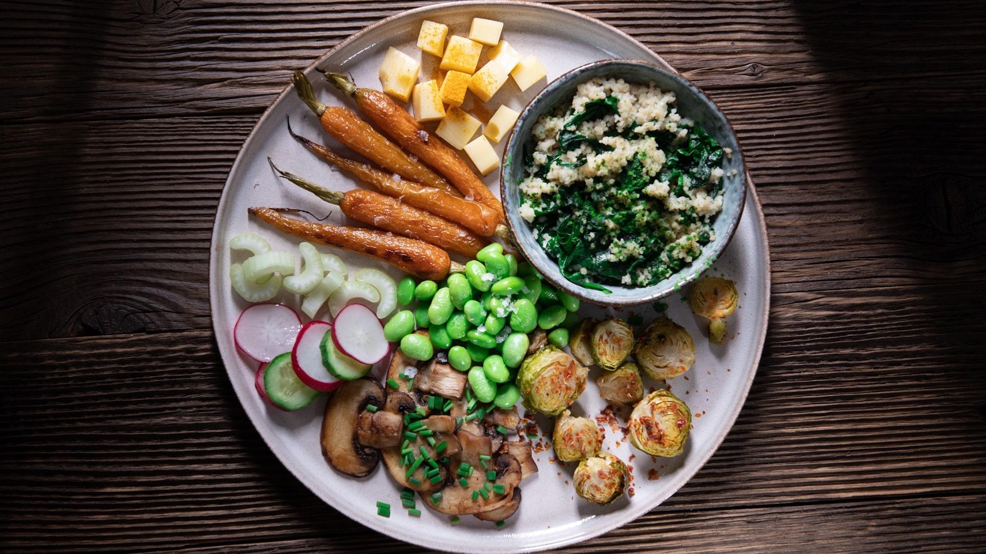 Zdravší tanier