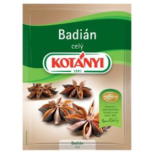 Korenie Badián sušený celý 8g Kotányi 4