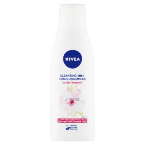 Nivea Jemné čistiace pleťové mlieko 200 ml 2