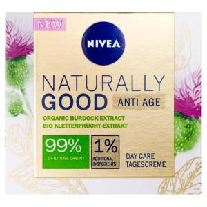 Nivea Naturally Good Denný krém proti vráskam 50ml 3