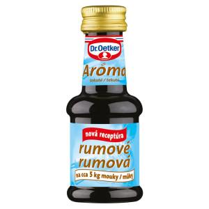 Aróma rumová 38ml Dr. Oetker 29