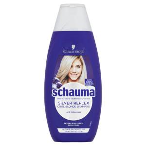 Schauma šampón Silver Reflex 400ml 11