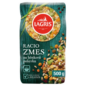 Hŕstka Racio zmes na polievku 500g, Lagris 7