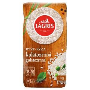 Ryža guľatozrnná 1kg, Lagris 11