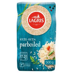 Ryža Parboiled 500g, Lagris 19