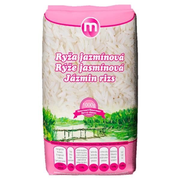 Ryža jasmínová MÁNYA 1 kg 1