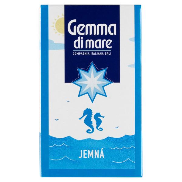 Soľ morská JEMNÁ GEMMA DI MARE 500g 1