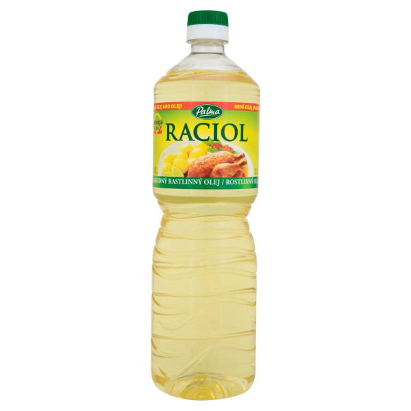 Olej repkový Raciol 1L 1