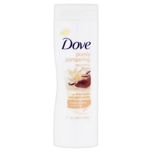 Dove Purely pampering telové mlieko 400 ml 4