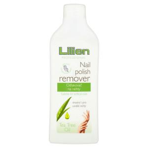 Lilien Tea Tree Oil odlakovač na nechty 200 ml 9
