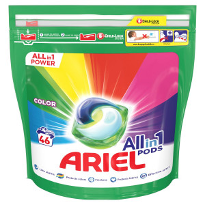 Ariel All In 1 Pods Color kapsule 46PD 7