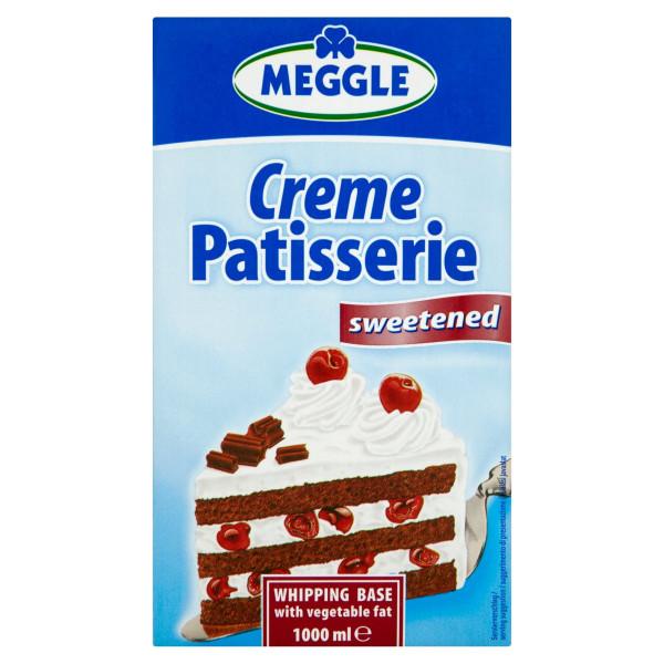 Smotana Meggle Creme Patisser s rast.tukom 25 % 1l 1