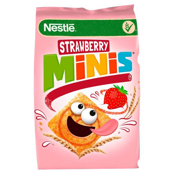 Nestlé cereálie Strawberry Minis 500 g 1
