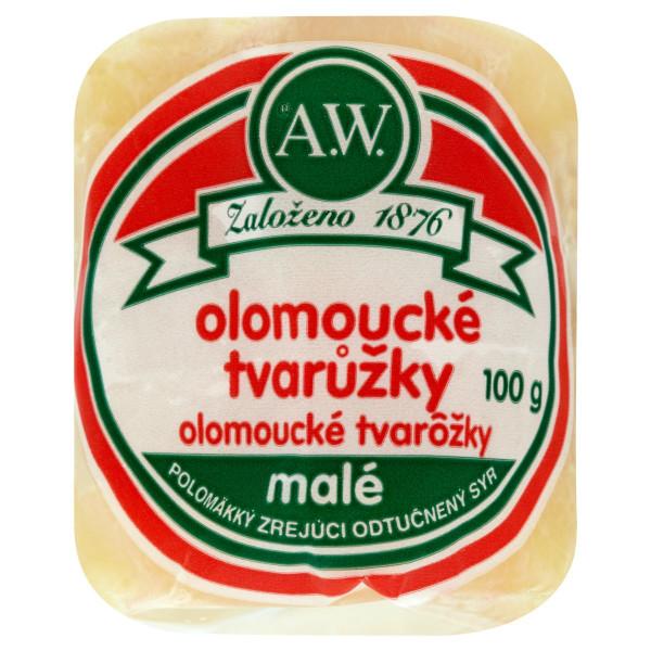 Olomoucké tvarôžky 100g VÝPREDAJ 1