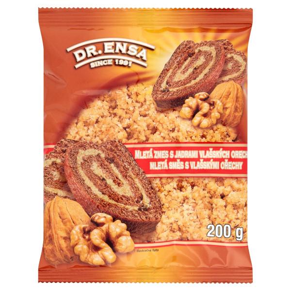 Mletá zmes s vlašskými orechmi Dr.Ensa 200g 1