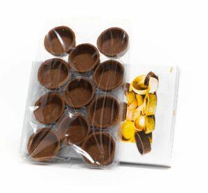 Čokoládovo-kakaový košíček Tartaletka 11ks, 209g 1