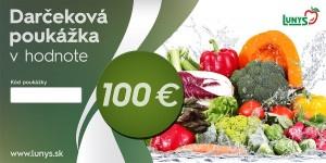 Darčekový poukaz 100 EUR eshop 8