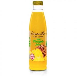 Džús ananásový 100% LiMEŇA 750ml VÝPREDAJ 1