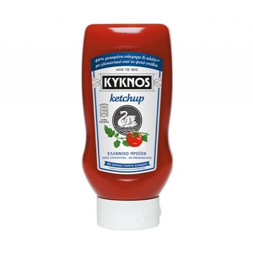 Kečup jemný so Stéviou KYKNOS 540 g 1