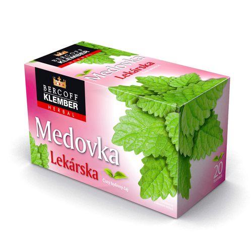 Klember čaj Medovka lekárska, 30g 1
