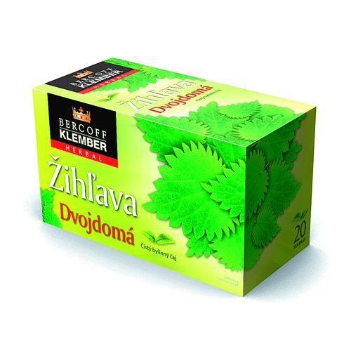 Klember čaj Žihľava dvojdomá, 30 g 1
