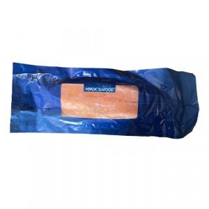 Losos atlantický filety s kožou mr.,cca 1,2kg 2