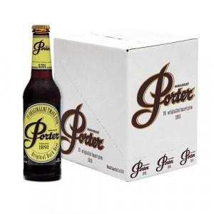 Pivo Porter 19 8% tmavé 0,33l sklo 12ks VÝPREDAJ 6