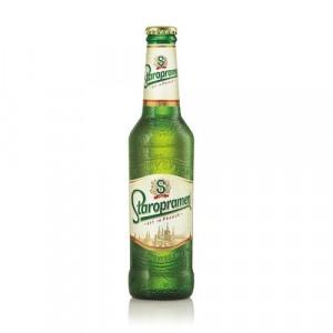 Pivo Staropramen Premium 12% 0,33l sklo 24ks 7