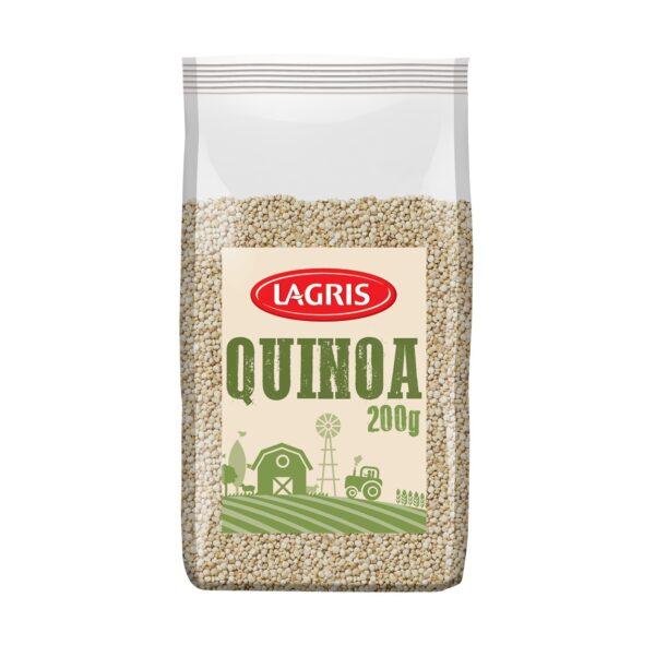 Quinoa biela 200g, Lagris 1