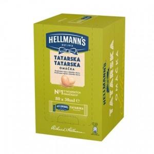 Tatárska omáčka HB HELLMANNS 30ml x 80ks bal. 5