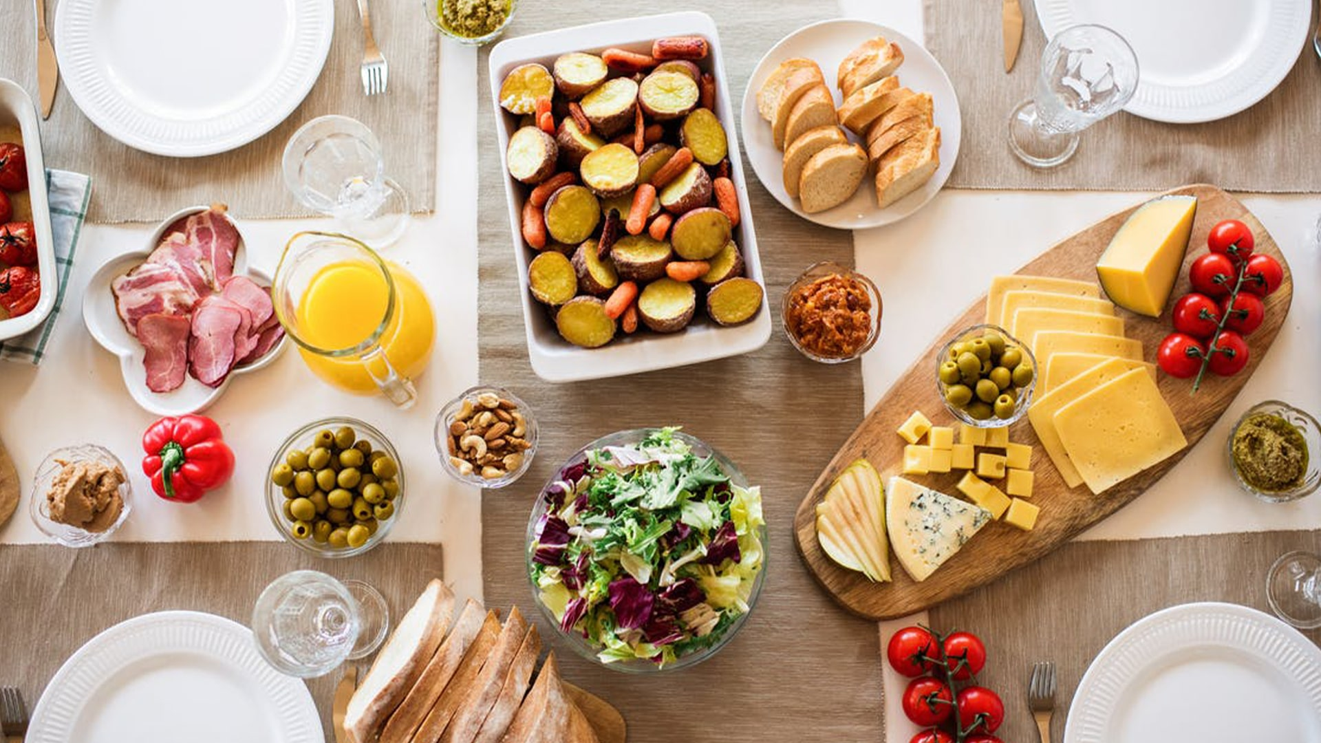 Správny výber potravín ako kľúčový aspekt zdravia